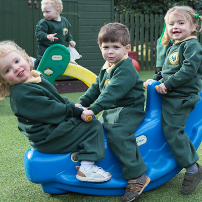 Fir Cones Connect – Pre-School Open Morning