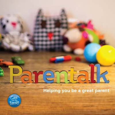 Parentalk course for Primary School Years