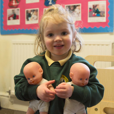 Nursery and Pre-School Places Available